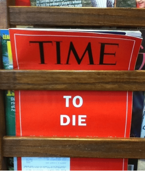 Pag: TIME  TO  DIE  Di  rst  ot  Pag  roo0