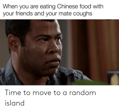 Move To: Time to move to a random island