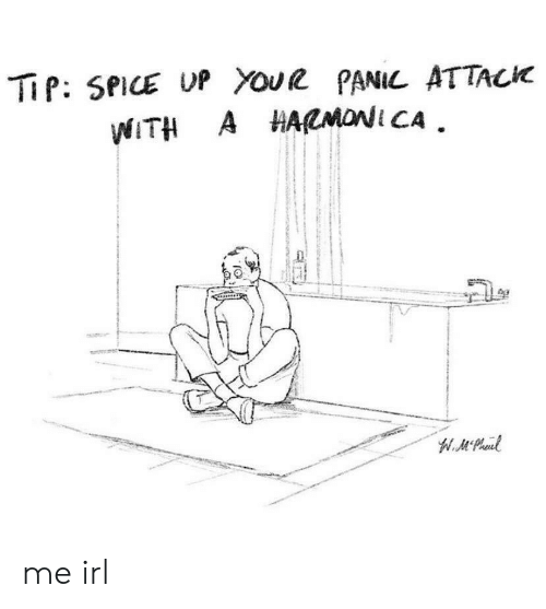 spice: TiP: SPICE UP Youe PANIL ATTACK  WITH A HARMONI CA  W.MPheud me irl