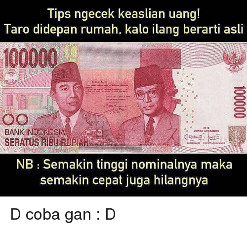 ✅ 25 Best Memes About Bank Indonesia