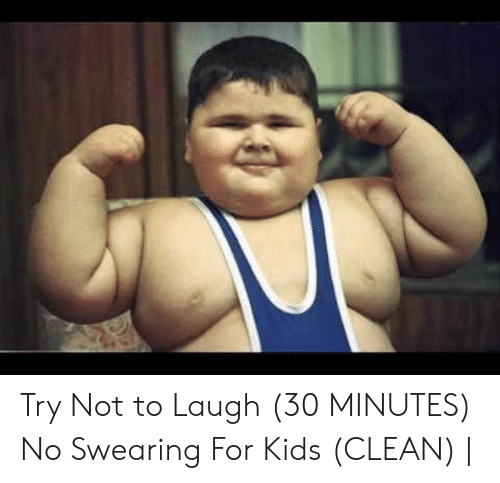 Try Not To Laugh Memes Clean: Try Not to Laugh (30 MINUTES) No Swearing For Kids (CLEAN) |