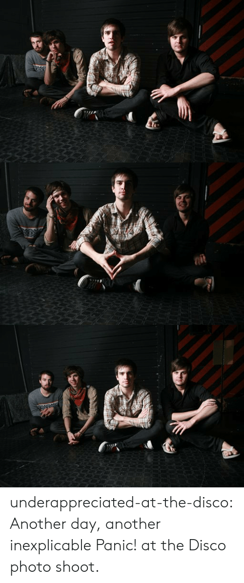 Tumblr, Blog, and Panic at the Disco: underappreciated-at-the-disco:   Another day, another inexplicable Panic! at the Disco photo shoot.