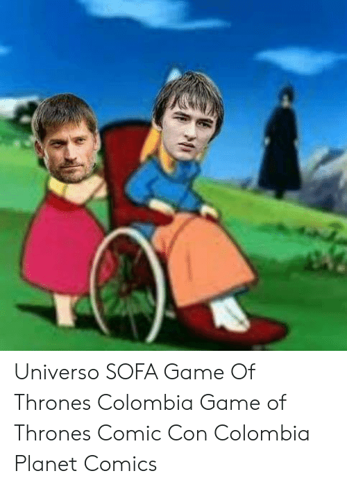 Universo SOFA Game of Thrones Colombia Game of Thrones Comic