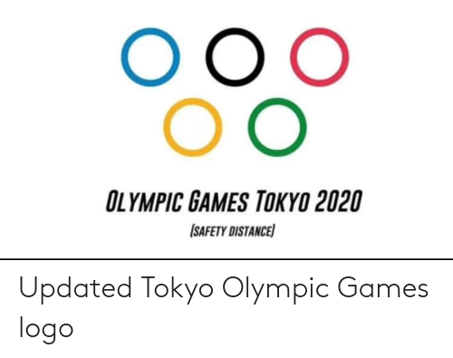 olympic: Updated Tokyo Olympic Games logo