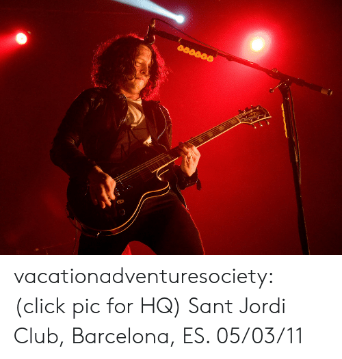 Barcelona: vacationadventuresociety:  (click pic for HQ) Sant Jordi Club, Barcelona, ES. 05/03/11