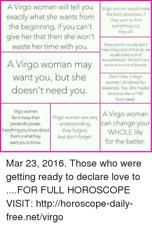 Virgo Women Would Make the Best Detectives if They Want to
