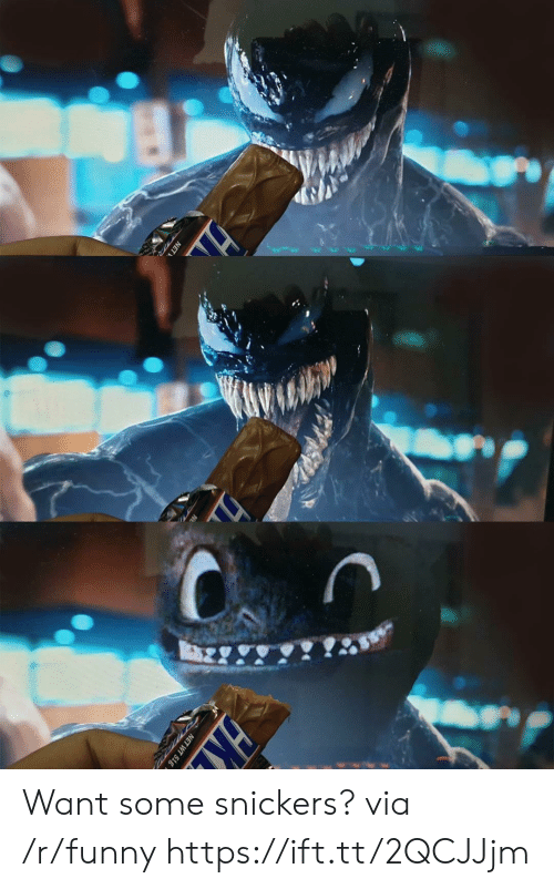 snickers: Want some snickers? via /r/funny https://ift.tt/2QCJJjm