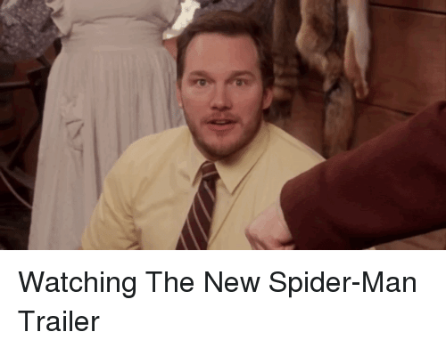 Marvel Comics, Spider, and SpiderMan: Watching The New Spider-Man Trailer