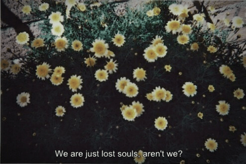 Souls: We are just lost souls, aren't we?