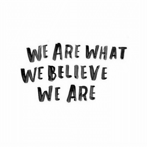 Believe, What, and Are: WE ARE WHAT  WE BELIEVE  WE ARE