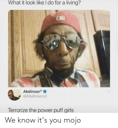 Know It: We know it's you mojo