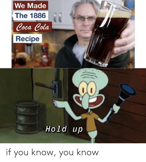 cola: We Made  The 1886  Coca Cola  Recipe  Hold up if you know, you know
