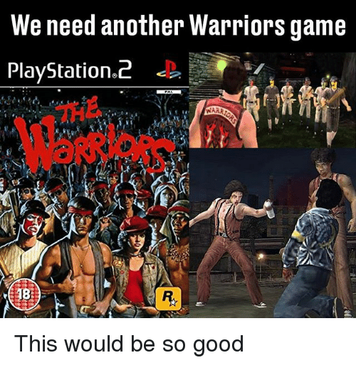 Warriors Game: We need another Warriors game  PlayStation  2  WAART This would be so good