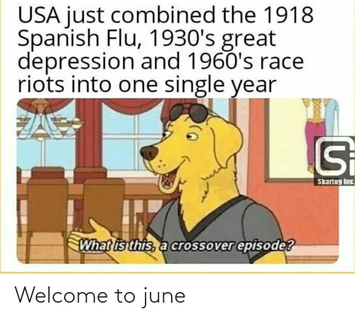 welcome: Welcome to june