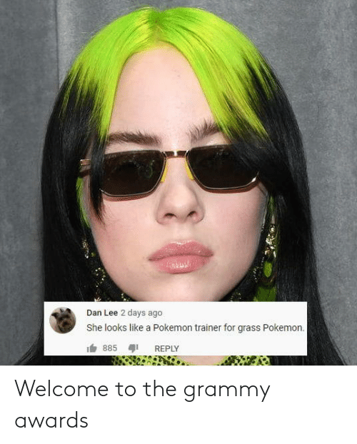 Welcome To: Welcome to the grammy awards