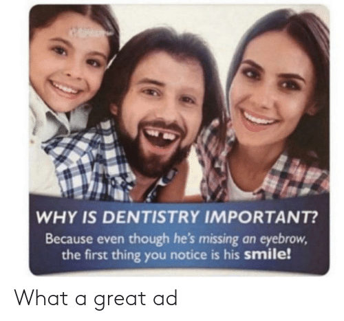 A Great: What a great ad