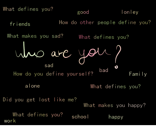 what makes you sad essay What makes people happy what makes you happy what are the secrets that can lead to a happy life here's a summary happiness correlates.