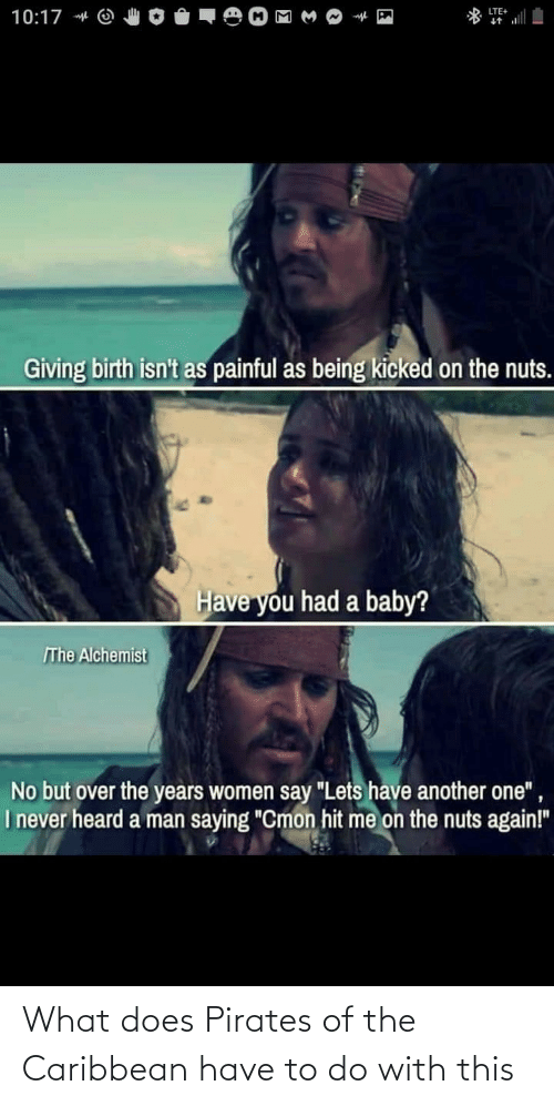 pirates of the caribbean: What does Pirates of the Caribbean have to do with this