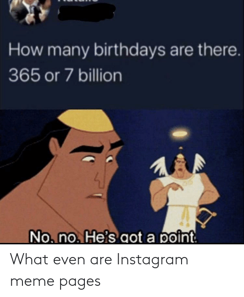 pages: What even are Instagram meme pages
