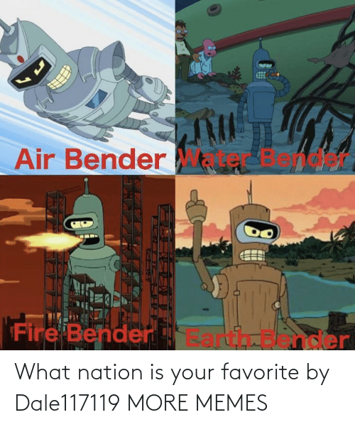 Your Favorite: What nation is your favorite by Dale117119 MORE MEMES