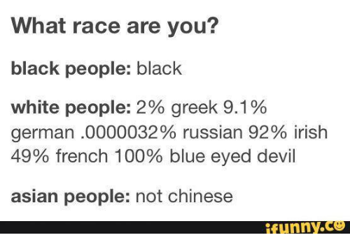 Asian People