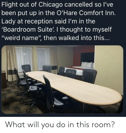 room: What will you do in this room?