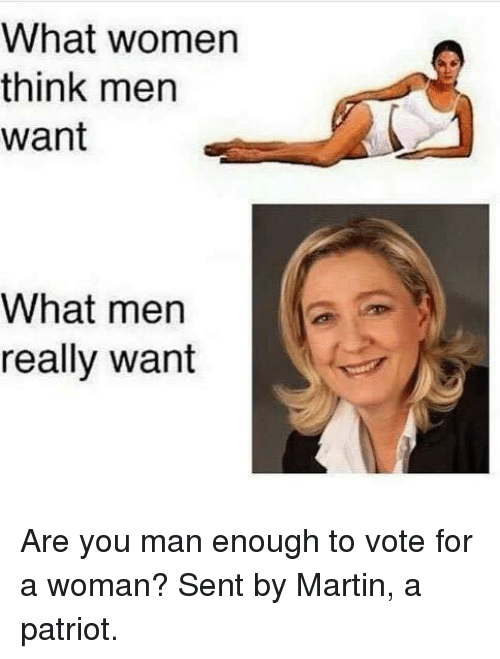 what do women really want