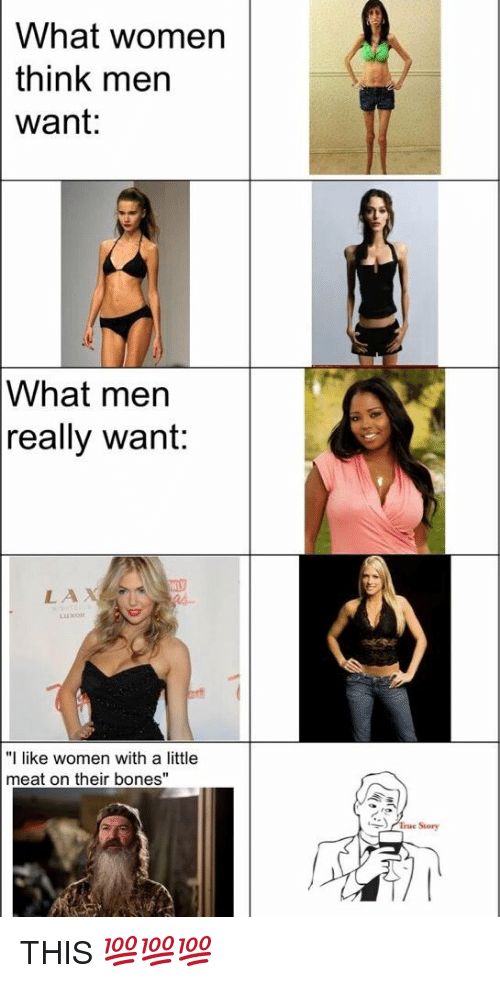 What Do Women Really Want From Men