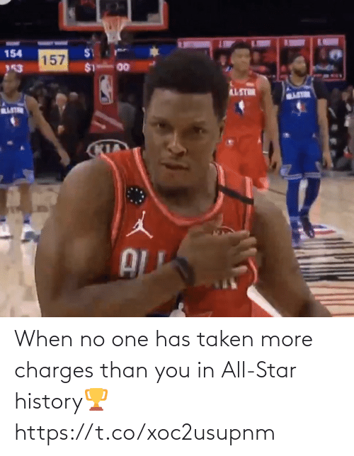 All Star: When no one has taken more charges than you in All-Star history🏆 https://t.co/xoc2usupnm