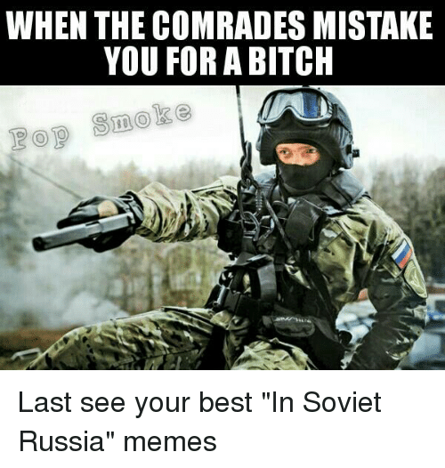 Russia Memes