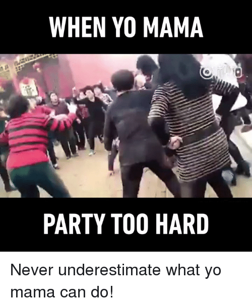 Party Too Hard