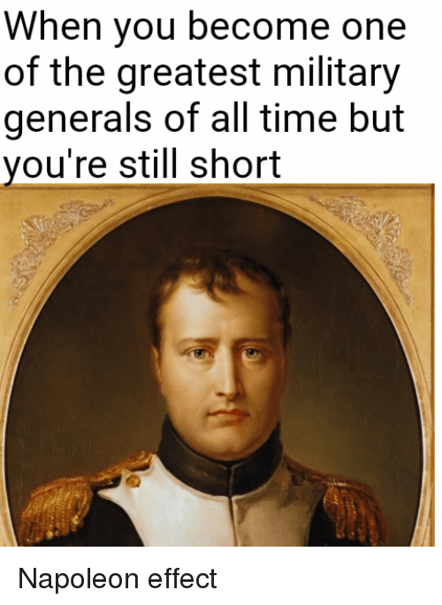 napoleon one of the greatest military