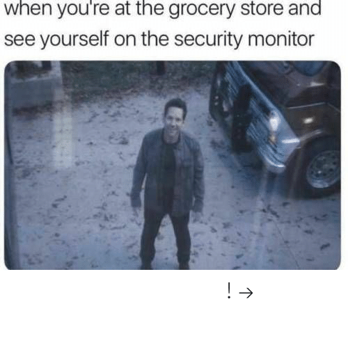 monitor: when you're at the grocery store and  see yourself on the security monitor 𝘍𝘰𝘭𝘭𝘰𝘸 𝘮𝘺 𝘗𝘪𝘯𝘵𝘦𝘳𝘦𝘴𝘵! → 𝘤𝘩𝘦𝘳𝘳𝘺𝘩𝘢𝘪𝘳𝘦𝘥