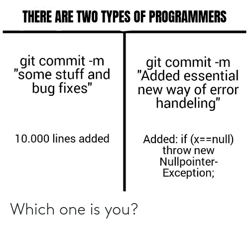 which one: Which one is you?