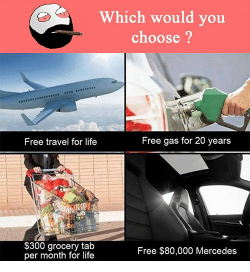Which Would You Choose