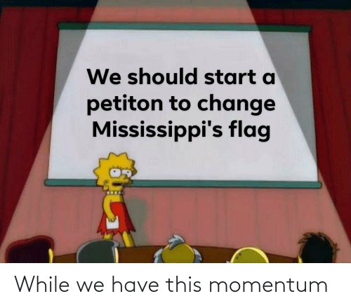 We Have: While we have this momentum