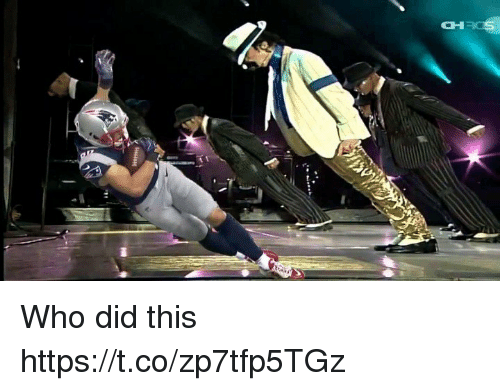 Tom Brady, Who, and Did: Who did this https://t.co/zp7tfp5TGz