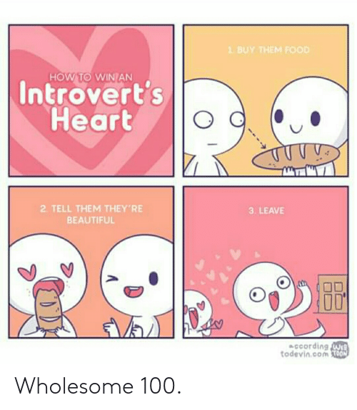 Wholesome: Wholesome 100.