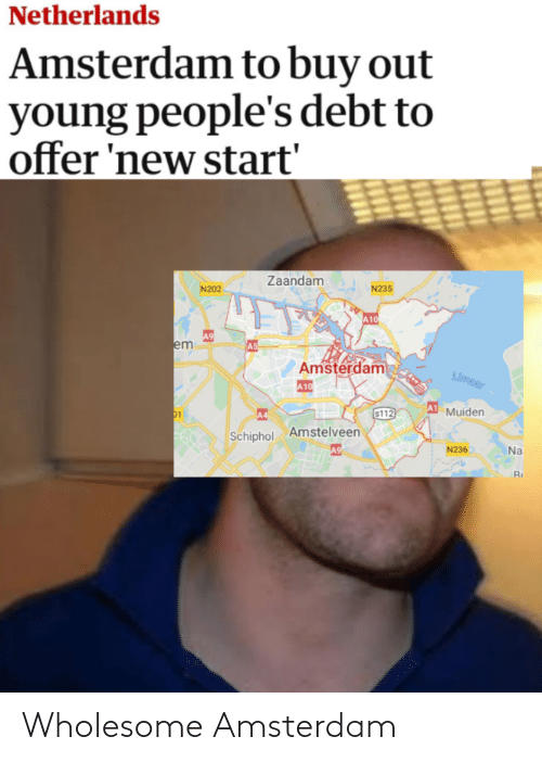 Wholesome: Wholesome Amsterdam