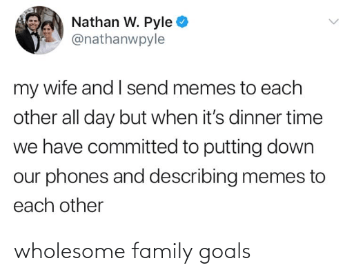 Wholesome Family: wholesome family goals