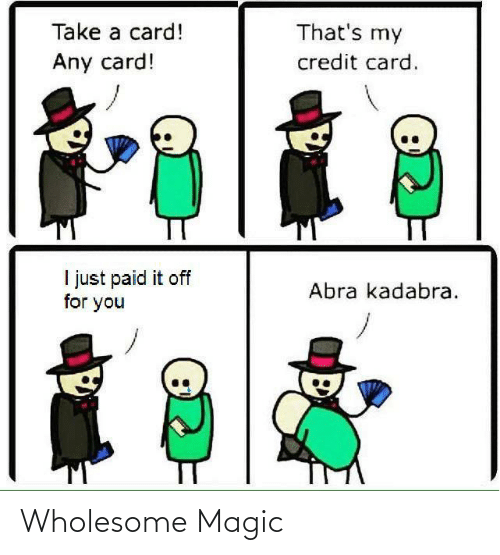 Magic: Wholesome Magic