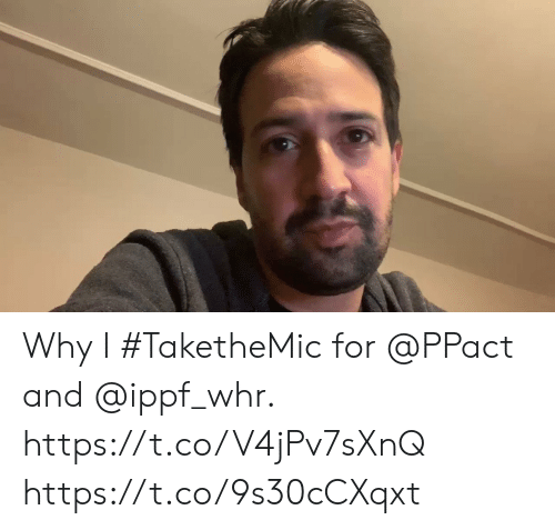 Memes, 🤖, and Why: Why I #TaketheMic for @PPact and @ippf_whr.  https://t.co/V4jPv7sXnQ https://t.co/9s30cCXqxt