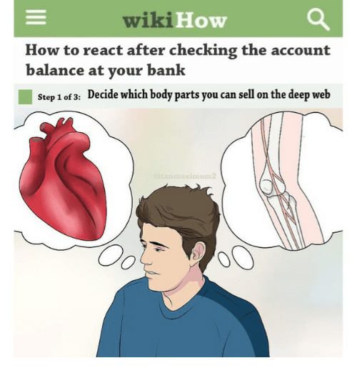 Wikihow how to react after checking the account step 1 of 3 decide bank how to and wikihow wikihow how to react after checking the account ccuart Image collections