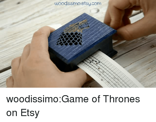Game of Thrones, Tumblr, and Blog: woodissimo.etsy.com woodissimo:Game of Thrones on Etsy