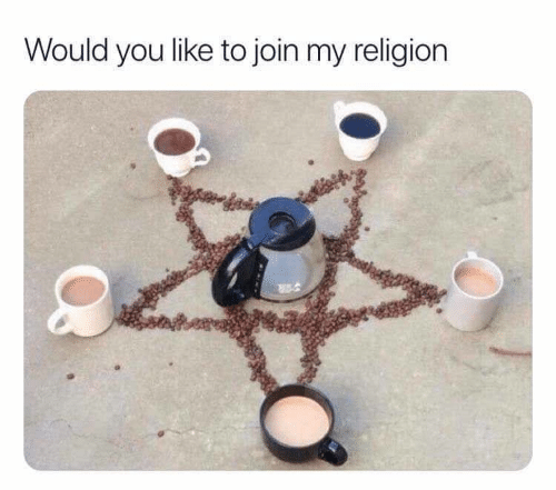 My Religion: Would you like to join my religion
