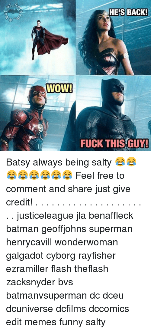 Funny Salty