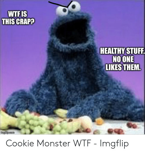 ✅ 25+ Best Memes About Cookie Monster Meme | Cookie Monster