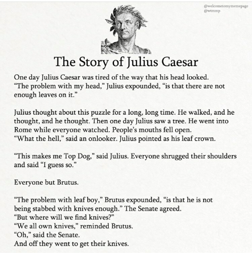 a description of brutus portrayed as a man of high principles and virtue in the play julius caesar b Torn between his loyalty to caesar and his allegiance to the state, brutus becomes the tragic hero of the playjulius caesar - a great roman general and senator, recently returned to rome in triumph after a successful military campaign.