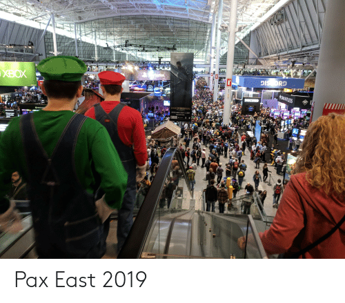 XBOX DAUNTLESS VR AAILABLE JULY 2 2019 Pax East 2019 | Xbox Meme on