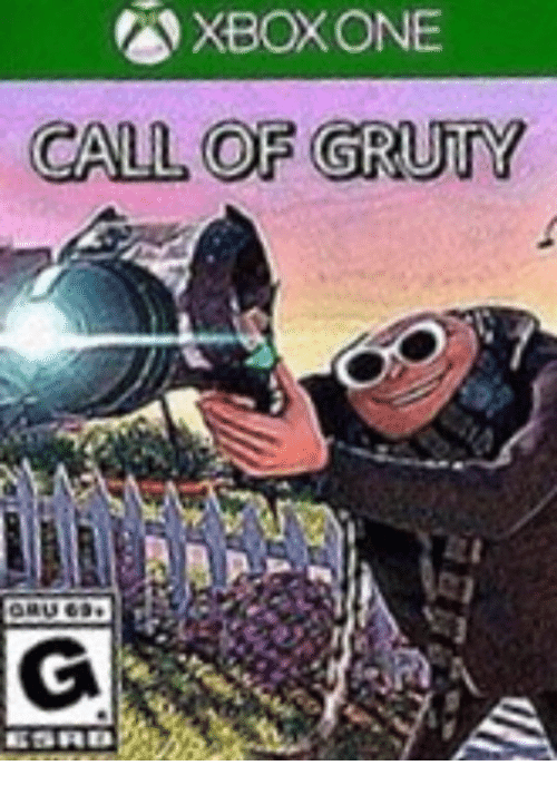 xbox one: XBOX ONE  CALL OF GRUTY
